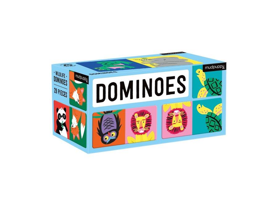 Wildlife Domino | Mudpuppy