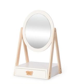 Astrup Tafelspiegel met lade | By Astrup