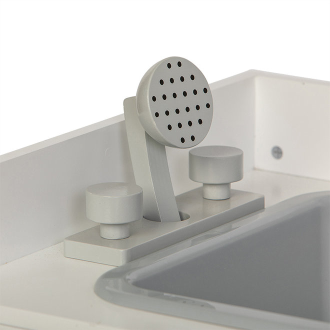 Houten poppencommode & badje | By Astrup