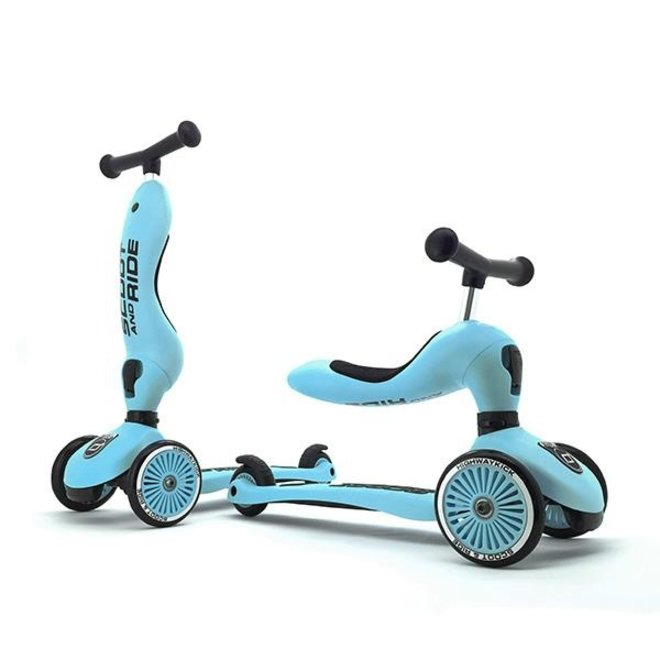 Step - Highwaykick 1- Blueberry | Scoot and Ride