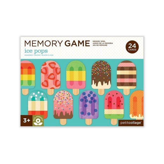 Memo game - IJsjes | Petit Collage