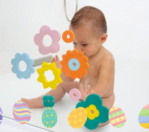 De leukste spullen voor in de badkamer voor baby's en kinderen