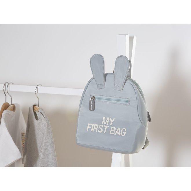 Kids My first bag - Rugzakje Mintgrijs | Childhome