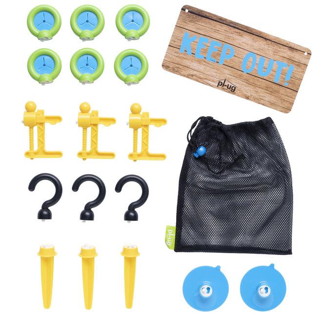 PL-UG  Tent Kit - Extra | PL-UG