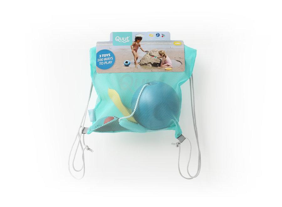 Beach Set: Cuppi + Min Ballo + Shaper + Beachbag | Quut