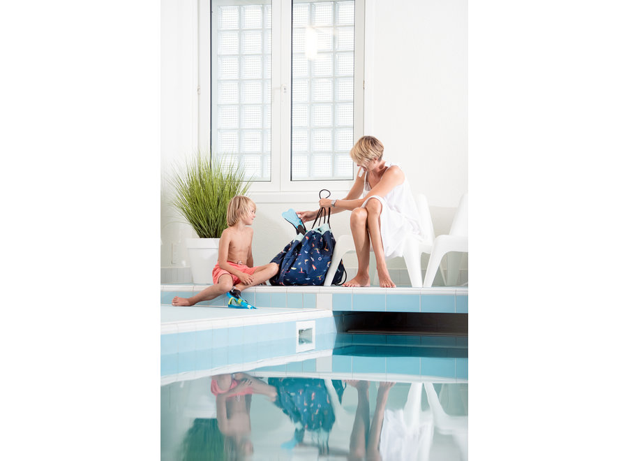 Opbergzak en speelmat Outdoor Pool Surf | Play&Go
