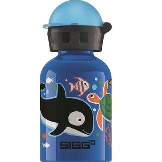 Sigg Drinkfles Orkafamilie 0.3L | Sigg