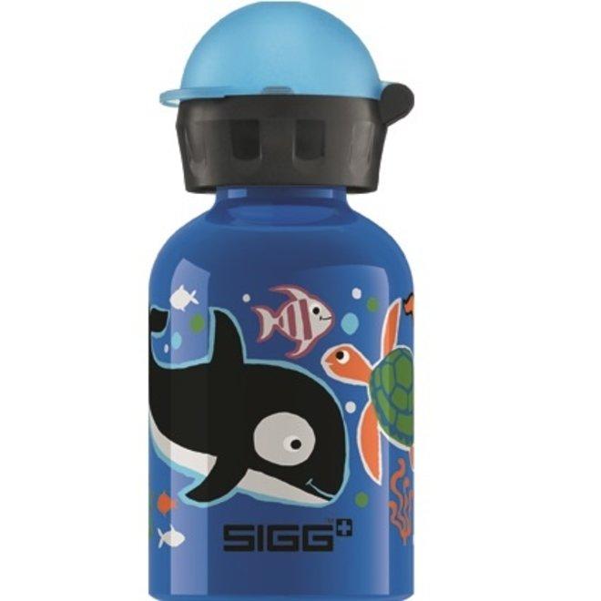 Drinkfles Orkafamilie 0.3L | Sigg