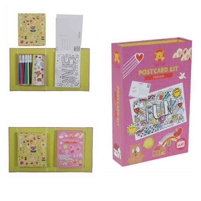 Postcard Kit – Friends