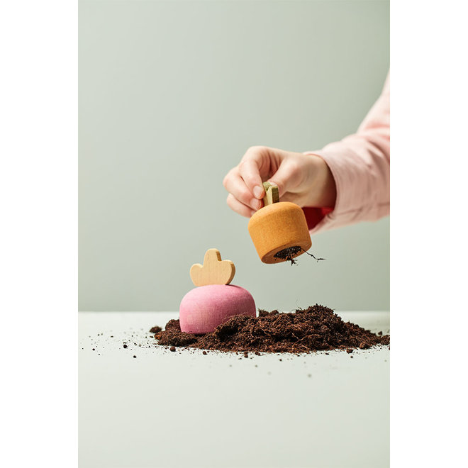 Houten plantenbakje | Kid's Concept
