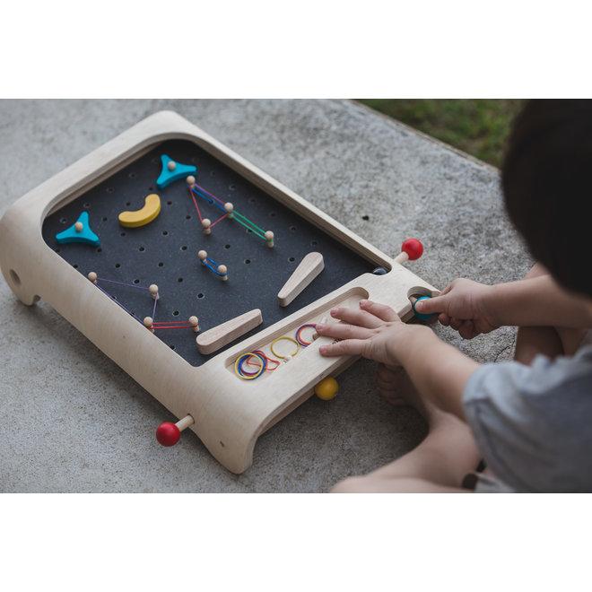 Houten Flipperkast | Plan Toys