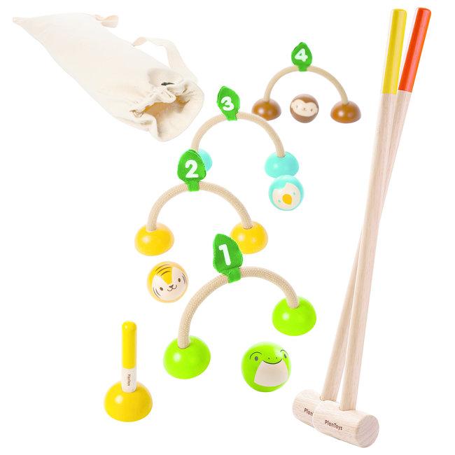 Plan Toys Croquet set | Plan Toys