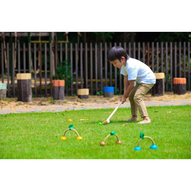 Croquet set | Plan Toys