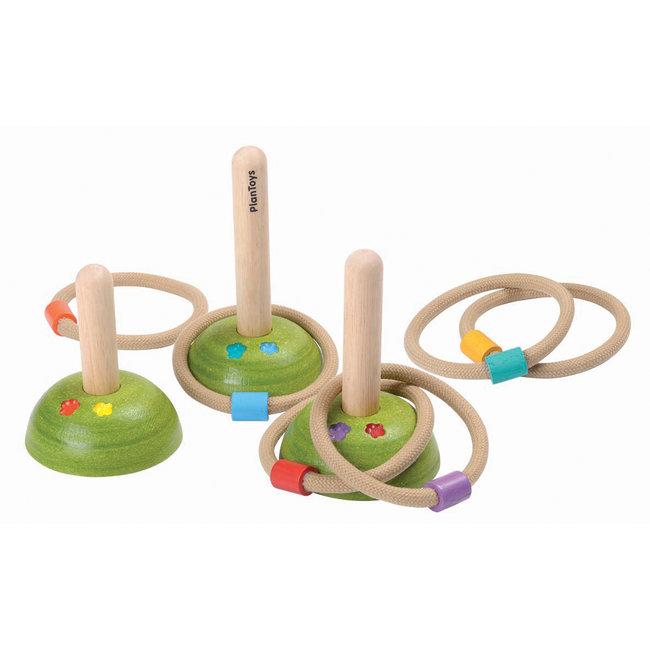 Ringenwerpen spel | Plan Toys