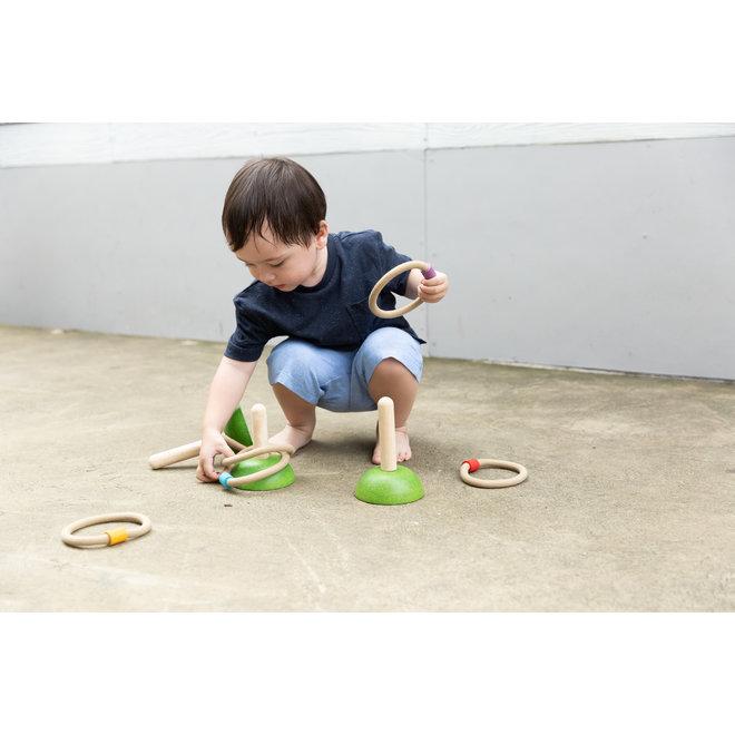 Ringenwerpen spel   Plan Toys
