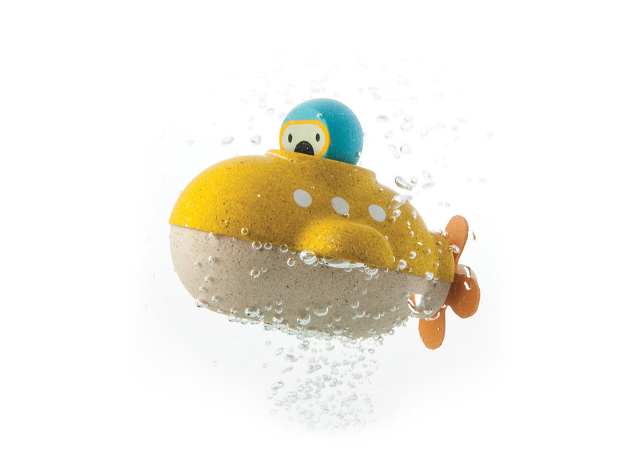 Onderzeeër boot   Plan Toys