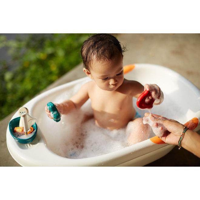 Zeilboot IJsbeer | Plan Toys