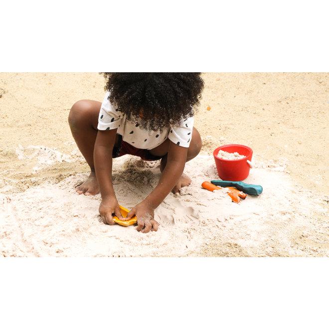 Strandset: Emmer +  3 Schepjes | Plan Toys