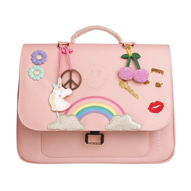 Boekentas It bag Mini Lady Gadget Pink – Jeune Premier