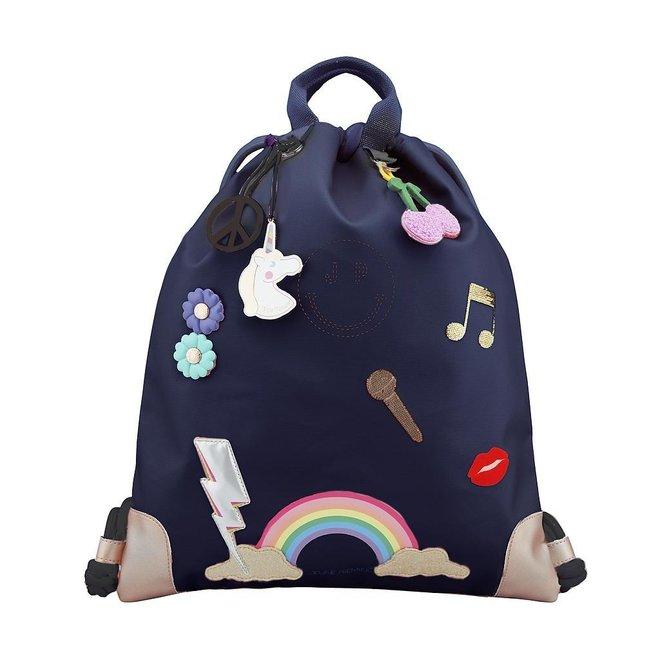 Zwemzak/Turnzak - City Bag Lady Gadget Blue – Jeune Premier