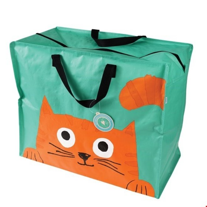 Jumbo shopper XL Chester the Cat | Rex Int.