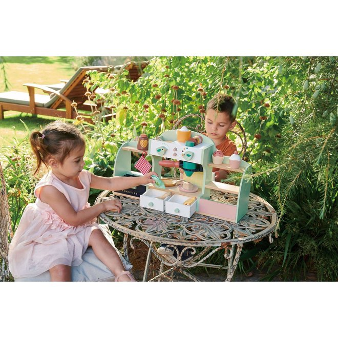 Houten Café 'Bird's Nest' | Tender Leaf Toys