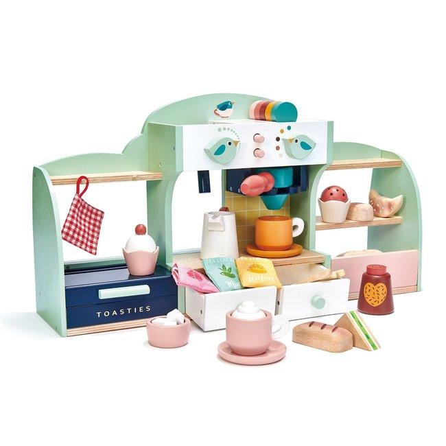 Tender Leaf Toys Houten Café 'Bird's Nest' | Tender Leaf Toys