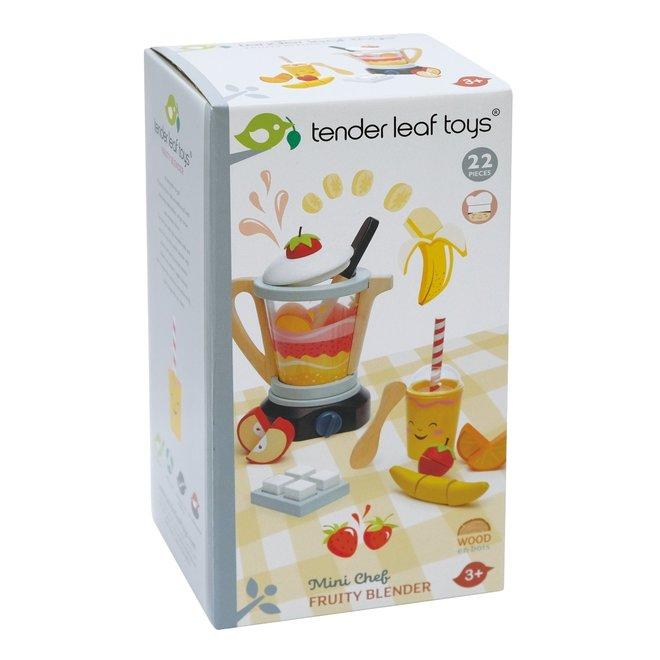 Fruitblender in hout | Tender Leaf Toys