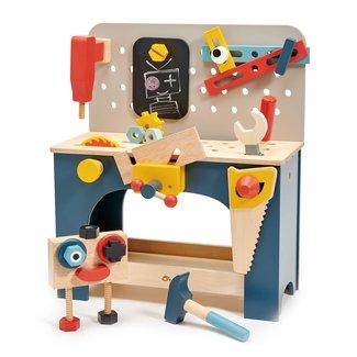 Tender Leaf Toys Houten werkbank | Tender Leaf Toys