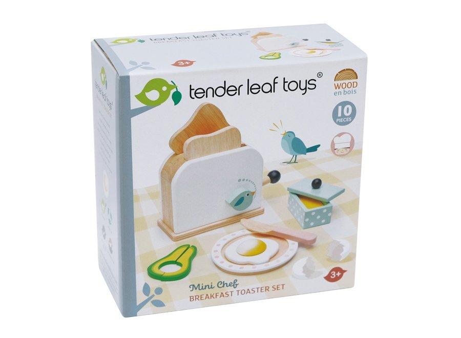 Houten Toaster | Tender Leaf Toys