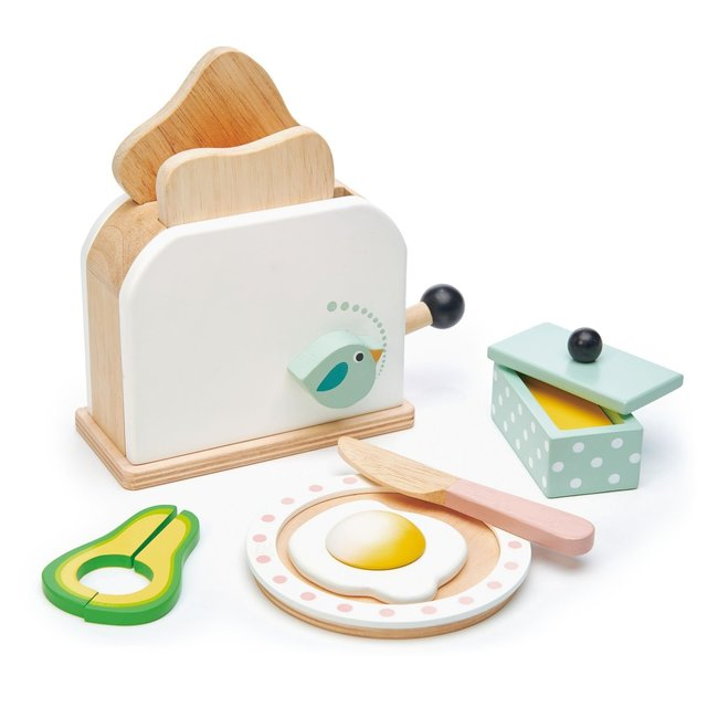 Tender Leaf Toys Houten Toaster   Tender Leaf Toys