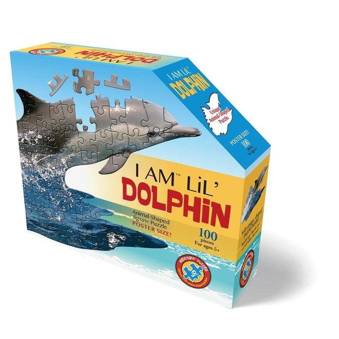 Dolfijn puzzel - 100st | Madd Capp