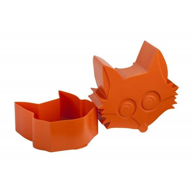 Snackbox Vos Oranje | Blafre