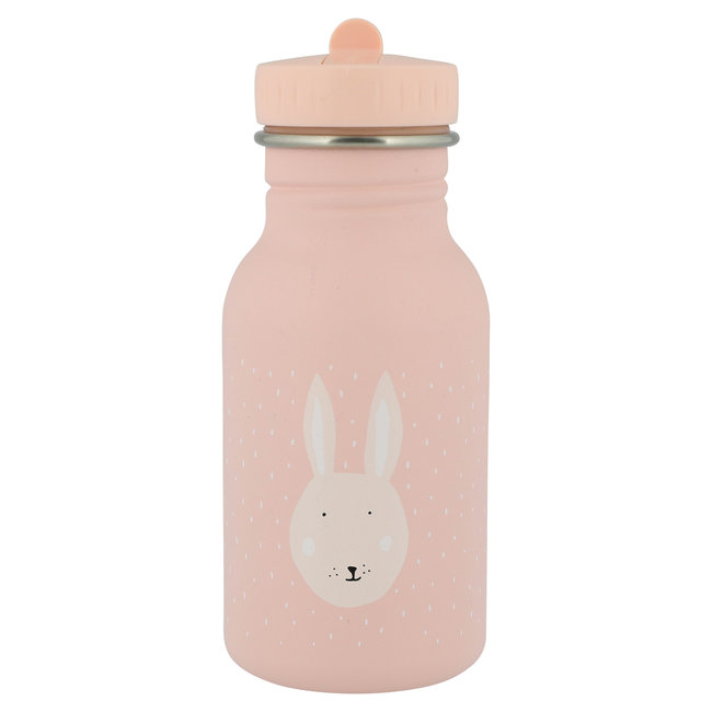 Drinkfles Mrs. Rabbit - 350 ml Stainless steel | Trixie Baby