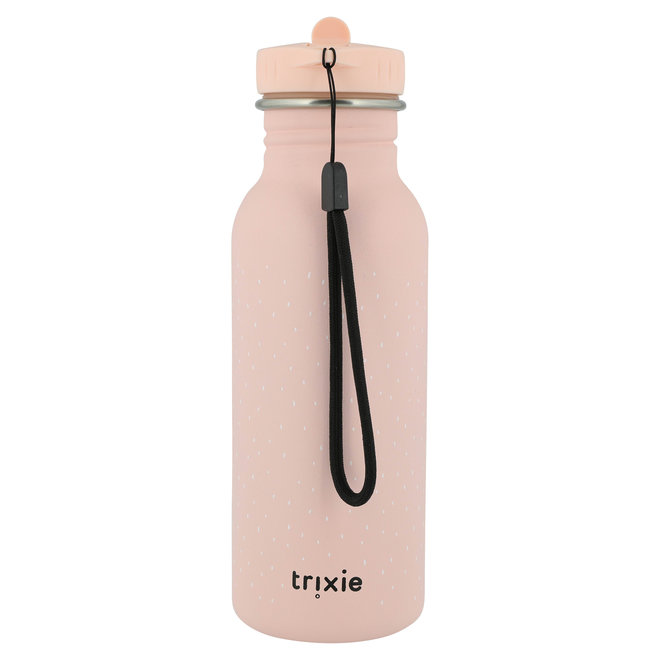 Drinkfles Mrs. Rabbit - 500 ml Stainless steel | Trixie Baby