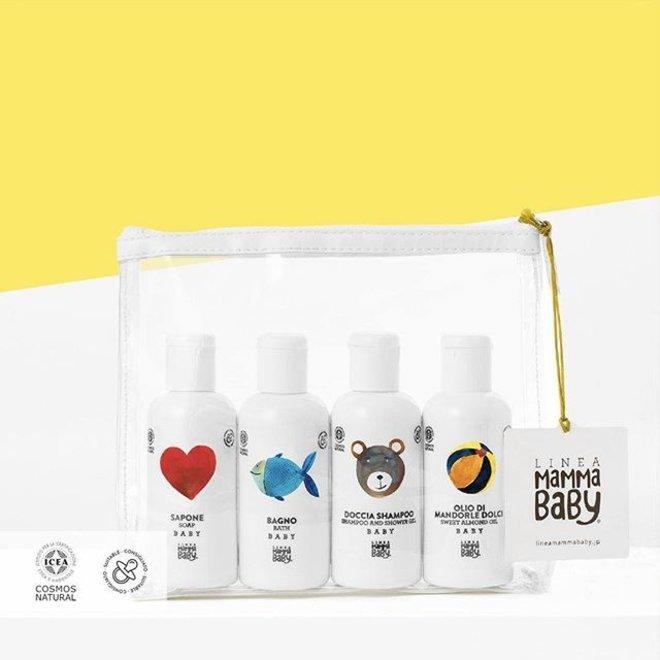 Reissetje Babyverzorging | Linea Mamma