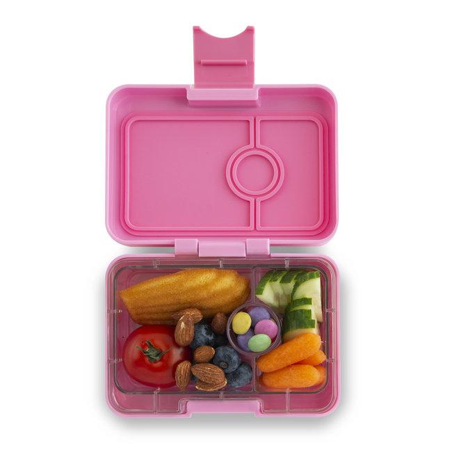Yumbox Yumbox Mini Snack – Stardust Pink