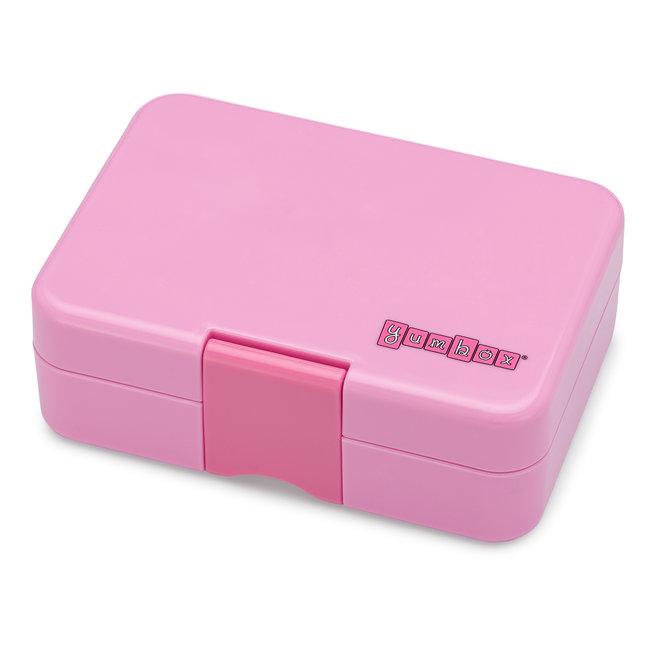Yumbox Mini Snack – Stardust Pink