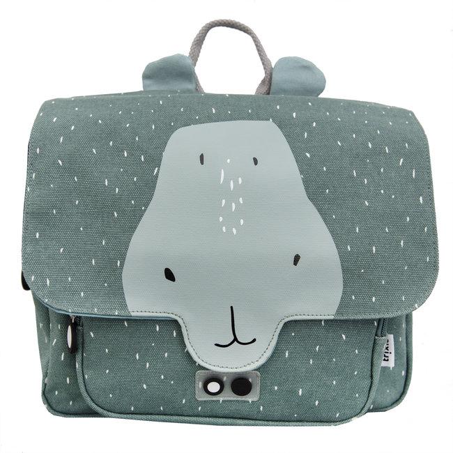 Trixie Baby Kleuterboekentasje Mr. Hippo | Trixie Baby