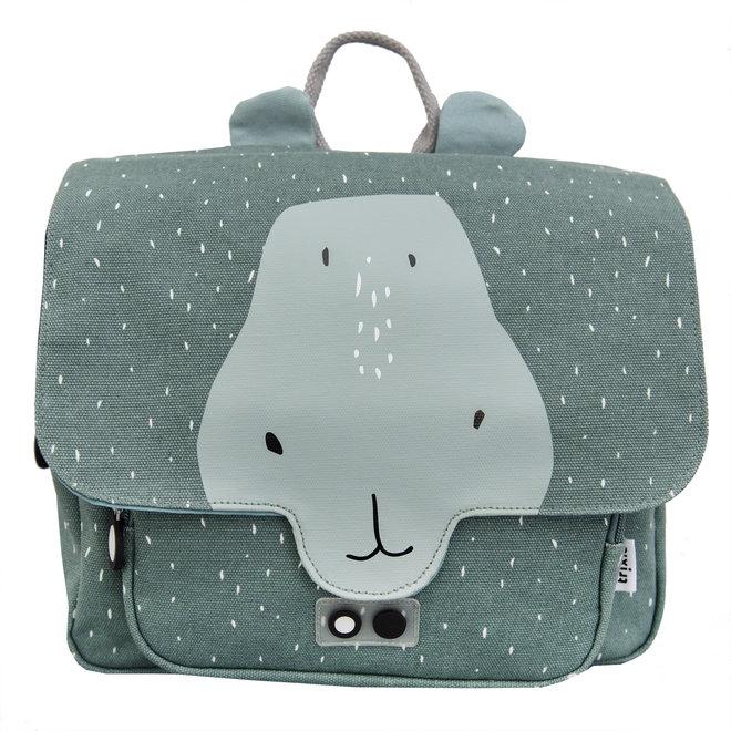 Kleuterboekentasje Mr. Hippo | Trixie Baby