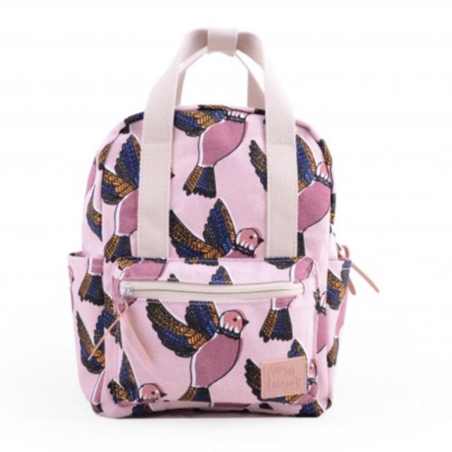 Rugzak Kleuter Pink Birds | JoJo Factory
