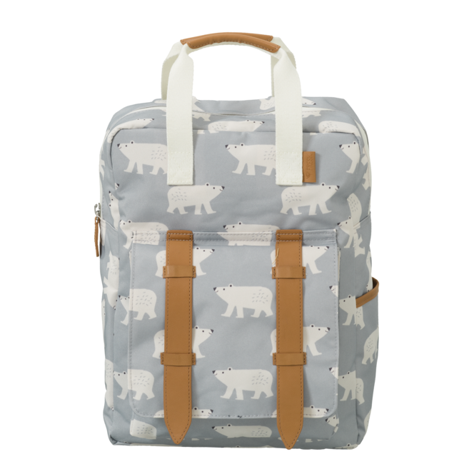 Fresk Rugzak  Polar Bear – Large | Fresk