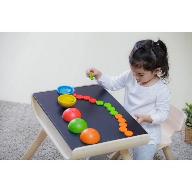 Houten kinderspel Sorteer & Tel | Plan Toys