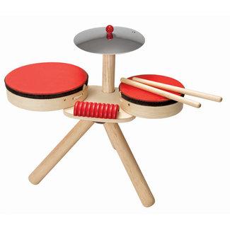 Plan Toys Musical Band Drumstel   Plan Toys