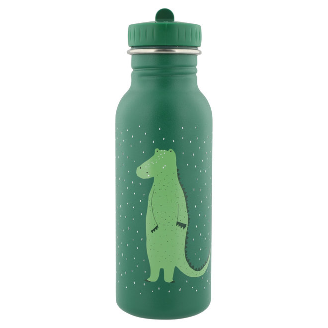 Drinkfles Mr. Crocodile - 500 ml Stainless steel | Trixie Baby