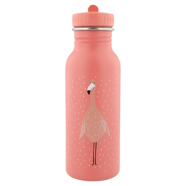 Drinkfles Mrs. Flamingo - 500m Stainless steel | Trixie Baby