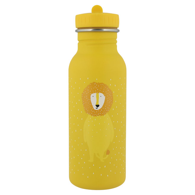 Drinkfles Mr. Lion - 500ml Stainless steel | Trixie Baby
