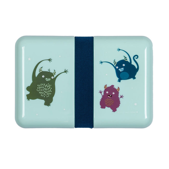 A Little Lovely Company Lunchbox Monsters   A Little Lovely Company