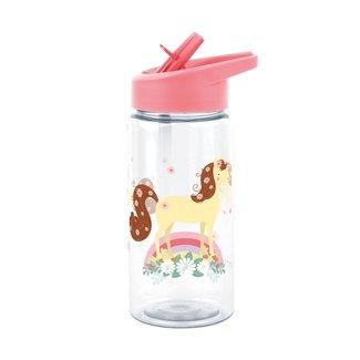 A Little Lovely Company Drinkfles Tritan Paardjes  | A little lovely company