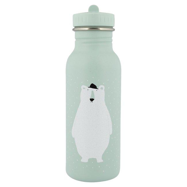Drinkfles Mr. Polar Bear- 500 ml Stainless steel   Trixie Baby
